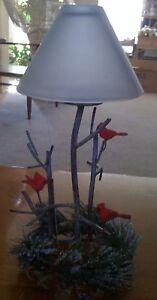 Cardinal Tea-Light Candle Holder - by Island Creek Co