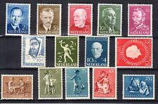 Nederland 641 - 654 Jaargang 1954 postfris