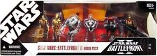 Star Wars Boxed Sets 2007 Battlefront II Droid Pack Exclusive Action Figure Set