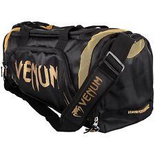 Venum Trainer Lite Sport Bag - Black/Gold, Sporttasche, Kampfsport, Freizeit,