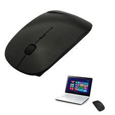Bluetooth 3.0 Funkmaus Wireless Mouse Schwarz für Windows 7/XP/Vista Tablets Neu