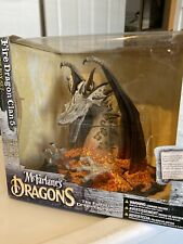 mcfarlane dragons The Fall Of The Dragon Kingdom Fire Dragon Clan 5 Delux Set