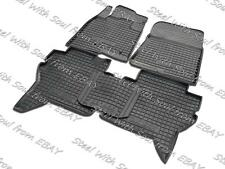 Fully Tailored Rubber / Car Floor Mats Carpet MITSUBISHI PAJERO MONTERO 07—17