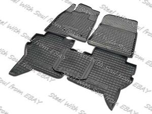 Coverking Custom Fit Front and Rear Floor Mats for Select Mitsubishi Mirage Models CFMBX1MB9251 Nylon Carpet Black