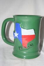 Cabela's huge Texas sporting goods..hunting fishing outdoor green mug