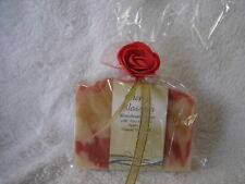 Naturally Handmade Soap with Organic Ingredients - 5 bars, 4- 5 oz each