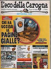 L' ECO DELLA CAROGNA n.2 angese vincino maramotti in copenaghen sferra giuliano