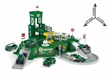 Large Military Army Base And Vehicle Command Pretend Playset For Boys