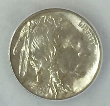 1937 S  Buffalo Nickel MS 64 Authenticated by ANACS #6146901, Strong Strike