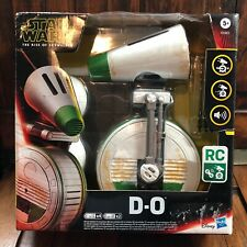 NEW Star Wars The Rise Of Skywalker Remote Control Droid Disney Hasbro D-0 RC