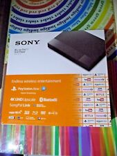 Sony BDP-S6700 Lettore Blu-Ray 3D, 4K upscaling fino nuovo, in scatola
