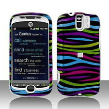 Colorful Zebra Hard Case Cover for HTC myTouch 3G Slide