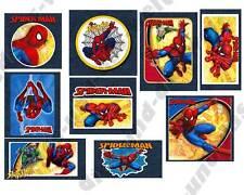 ★TOP ★ Spiderman ★ Applikationen FLICKEN Aufnäher 9 Motive★ Spider-Man ★ NEU ★