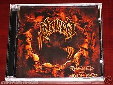 Insision: Revealed And Worshipped CD 2004 Earache, Wicked World USA WICK17CD NEW