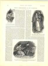 1891 Ibsen Rosmersholm Vaudeville Launch Of Apollo Chatham