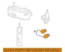 GM OEM-Parking Light Bulb 9441838