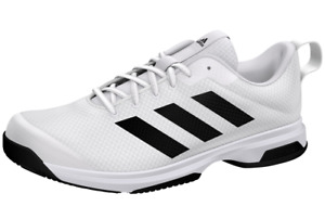 Adidas Men's Game Spec Athletic Shoes - White or Black - Pick Size