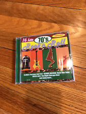 70's ROCK N ROLL 16 HITS CD NEW SEALED
