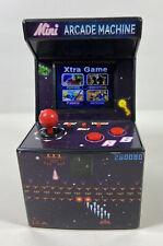 New ListingOrb mini retro arcade machine 240 Games 2.5 Color Screen