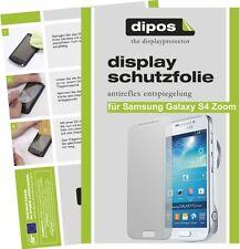 Samsung Galaxy S4 Zoom Film de protection d'écran protecteur antireflet