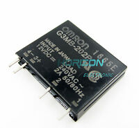 2PCS G3MB-202P DC-AC PCB SSR In 12V DC AC 2A Out 240V Solid State Relay Module