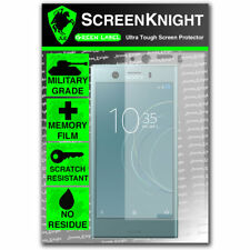 ScreenKnight Sony Xperia XZ1 Compact SCREEN PROTECTOR - Military Shield