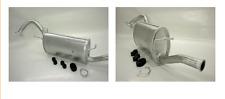 Auspuff Endschalldämpfer Mitsubishi Lancer V Station Wagon 2.0 D 50 kW Endtopf