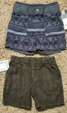 Lot of 2, Toddler Boys Shorts, Genuine Kids & Circo, Size 18 Months, Nwt