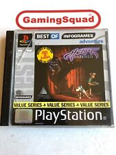 Heart of Darkness (Infogrames) PS1, Supplied by Gaming Squad