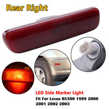 Right Passenger Rear Side Signal Marker Light For Lexus RX300 IS300 8175048010