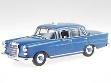 Original Mercedes-Benz coche modelo C-Klasse combi azul brillante 1:18 x norev