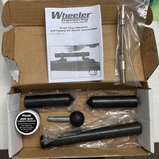 Wheeler Engineering Scope Mounting Combo