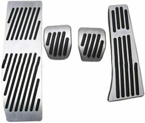 Non-Slip Performance Pedal Covers Set for BMW X1 E30 E36 E87 E46 E90 E91 E92 E93