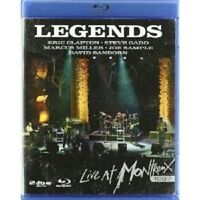 """THE LEGENDS """"LIVE AT MONTREUX 1997"""" BLU-RAY NEUWARE"""