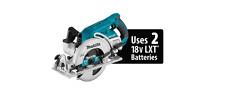 "Makita XSR01Z 18V X2 LXT 36V Rear Handle 7-1/4"" Circular Saw (Tool Only)  Makita"