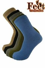 FEET WARMERS Men's & Women's THERMAL WINTER SOCKS 2.11 TOG