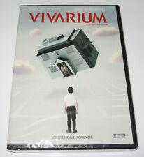 Vivarium DVD / 2019 / Jesse Eisenberg / Imogen Poots / Bilingual / Brand New