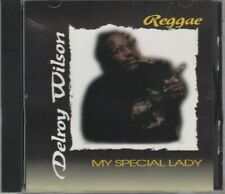 My Special Lady by Delroy Wilson (CD, Music Trax) LIKE NEW / FREE SHIPPING