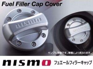 New JDM OEM NISMO SKYLINE GTR R32 R33 R34 FUEL FILLER CAP COVER F/S Genuine