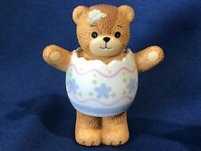 Vintage Lucy and Me Bears ~Bear Dressed as Easter Egg ~ Enesco 1985