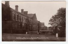 ARTILLERY BARRACKS, OFFICERS MESS, COLCHESTER: Essex postcard (C49375)