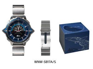 Sony Smart Watch WNW-SB17A/S Pro Mechanical set Macross kawamori Edition New JP