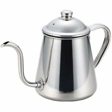 Takahiro Drip Coffee Pot Kettle 0.9L 5-7 cup Stainless Steel With Tracking Japan