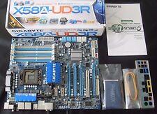 GIGABYTE GA-X58A-UD3R  REV:2.0 SOCKET 1366 MOTHERBOARD