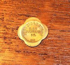 Kalamazoo Michigan - Club Cigar Store 546 Portage St. Old 10 Cents Trade Token