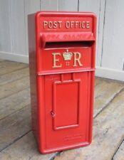 Iron/Cast iron Post Box Garden Antiques