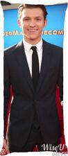 Tom Holland Dakimakura Full Body Pillow case Pillowcase Cover Actor