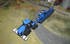 1/64 Ertl New Holland SP580 16 Row Planter & T9.700 Smarttrax II w/ Saddle Tanks