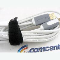2pcs MSI Original SATA 3 Cable SATA3.0 SATAIII  III 6GBs Data 18inch 40cm Latch