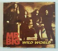 MR BIG : WILD WORLD (CAT STEVENS COVER) (EP) ♦ MAXI-CD ♦